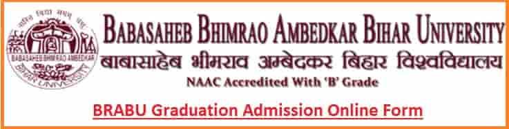 BRABU Graduation Admission Online Form
