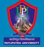 Patliputra University PG Admission Online Form