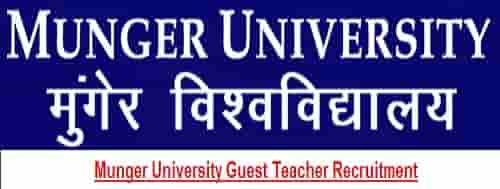 Munger University Guest Teacher Recruitment