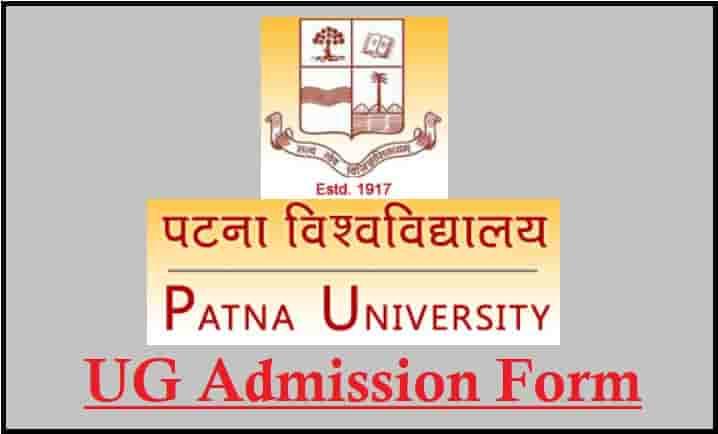 Patna University UG Admission Online Form