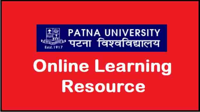 Patna University Online Learning Resource